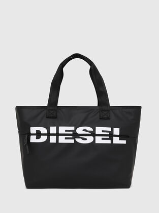 25f71232 F-BOLD SHOPPER II, Black - Shopping and Shoulder Bags