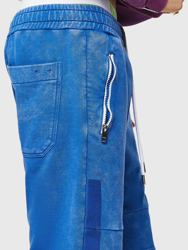 Diesel - P-BIRX, Blue - Shorts - Image 3