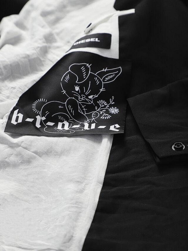 Diesel - J-EMMIE, Opaque Black - Jackets - Image 5