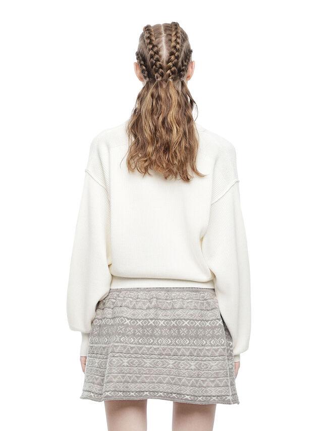 Diesel - MIRIKO, White - Sweaters - Image 2