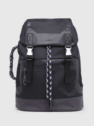 ddec0821c6c3 Monochrome backpack with side handle
