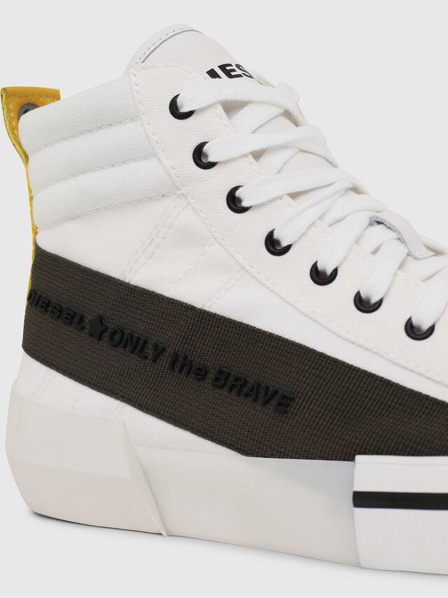 Diesel - S-DESE MC, White/Black - Sneakers - Image 4