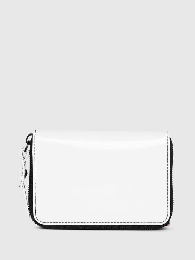Diesel - JADDAA, White/Black - Small Wallets - Image 2