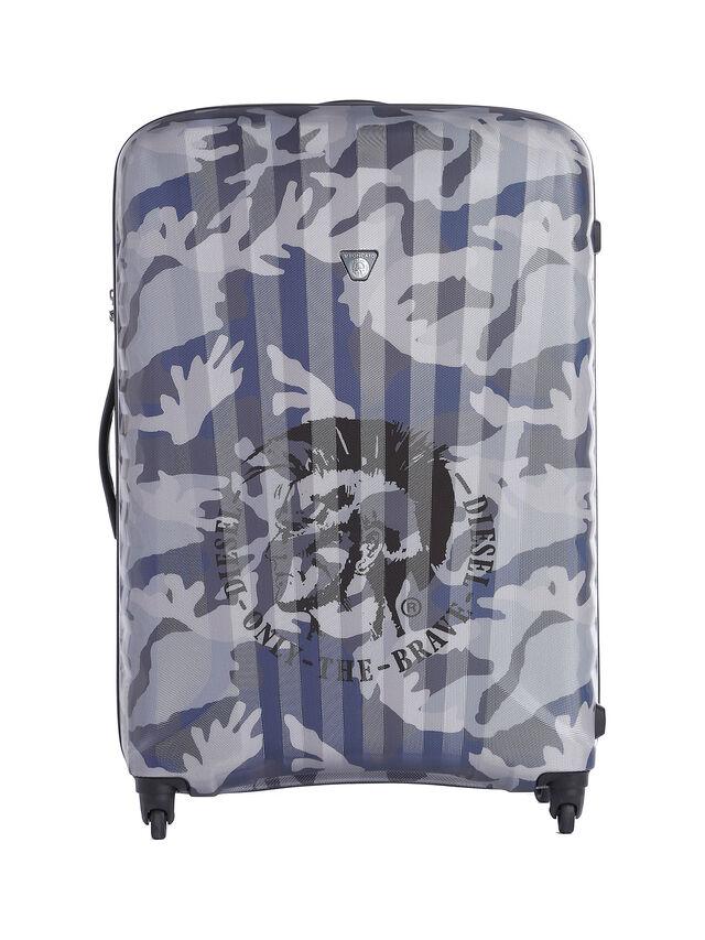 Diesel - MOVE L, Grey/Blue - Luggage - Image 1