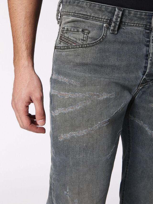 Diesel - Larkee-Beex 084TL, Blue Jeans - Jeans - Image 7