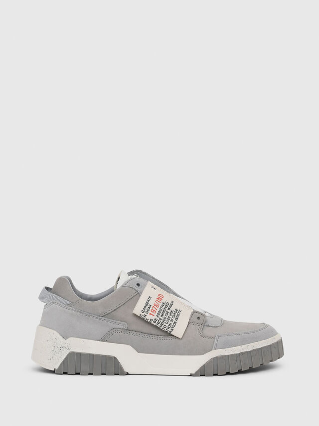 Diesel - S-LE RUA ON W, Light Grey - Sneakers - Image 1