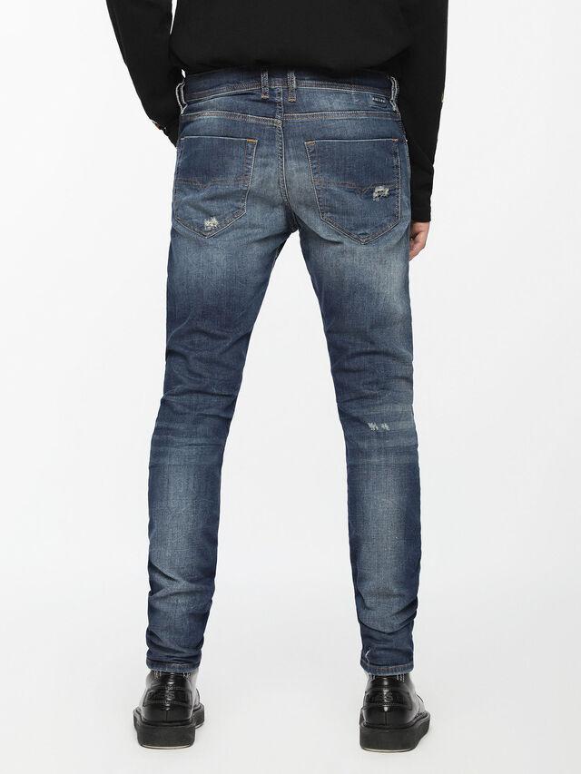 Diesel - Tepphar 084TX, Medium Blue - Jeans - Image 3