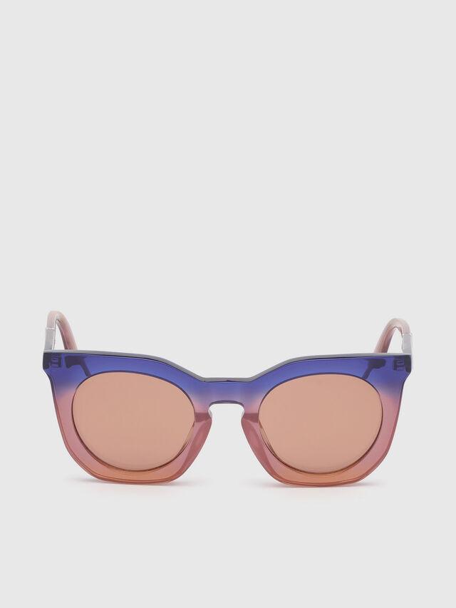 Diesel - DL0283, Violet - Eyewear - Image 1