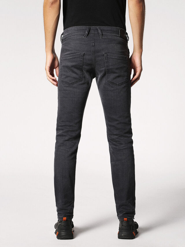 Diesel - BELTHER 0859X, Grey jeans - Jeans - Image 3