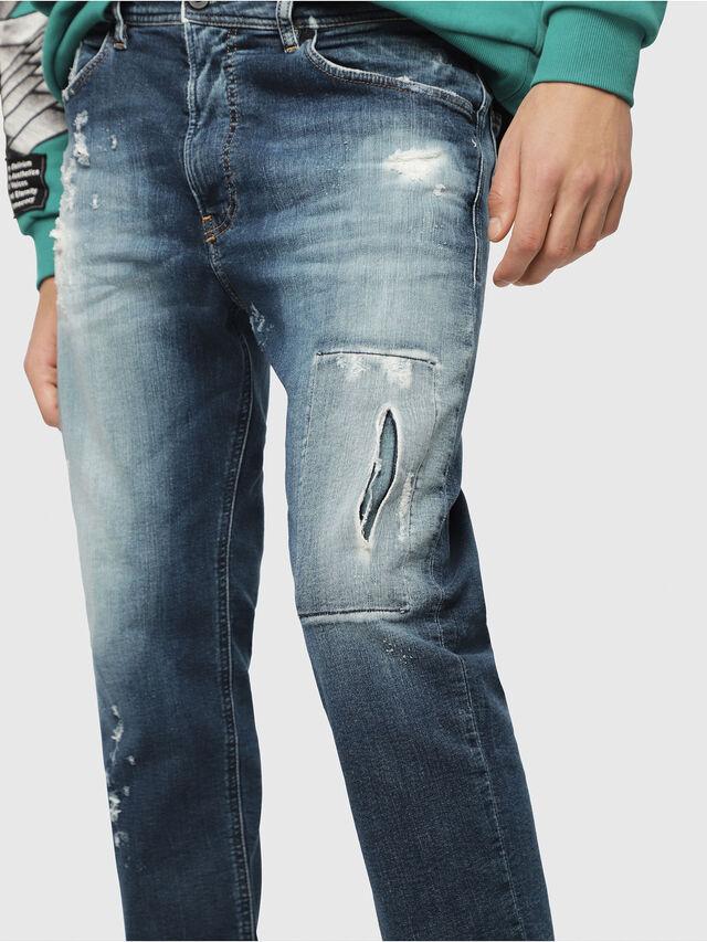 Diesel - Narrot JoggJeans 087AK, Dark Blue - Jeans - Image 3