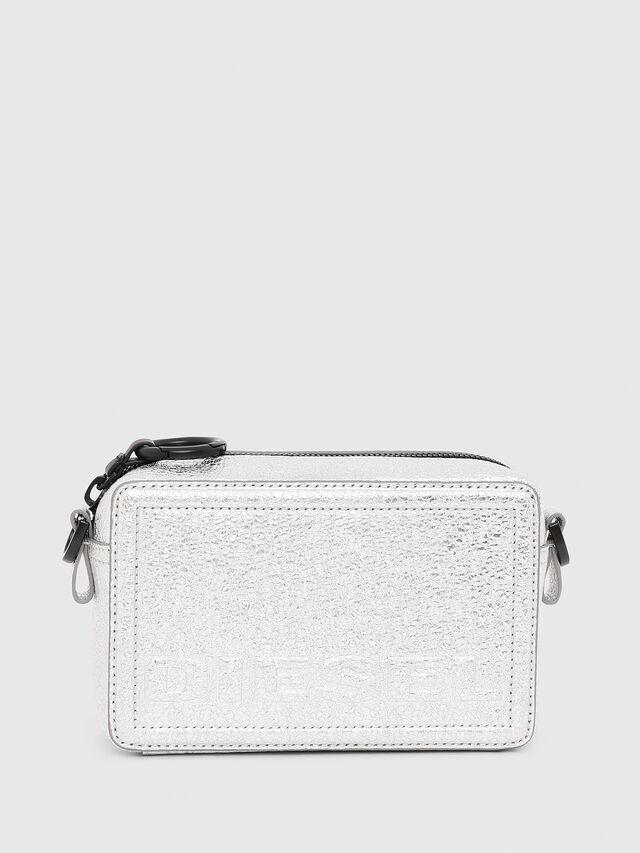 Diesel - ROSA', Silver - Crossbody Bags - Image 1