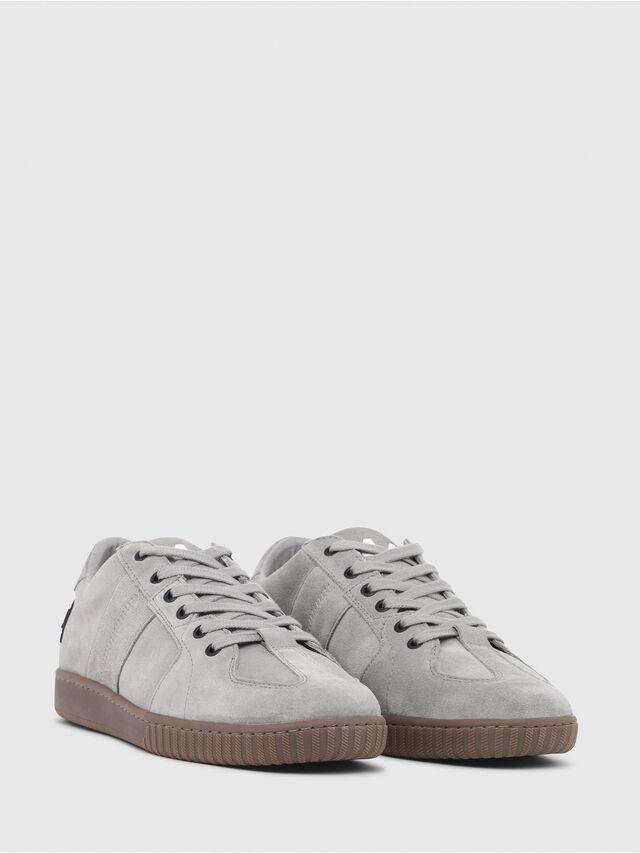 Diesel - S-MILLENIUM LC, Grey - Sneakers - Image 2