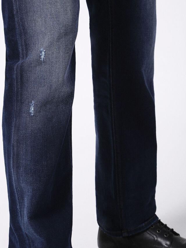 Diesel - Larkee 0860L, Dark Blue - Jeans - Image 8