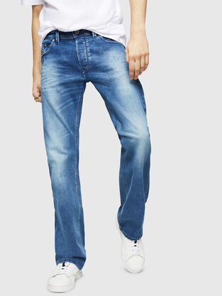 10b9f5ab Mens Larkee Straight Jeans | Diesel Online Store