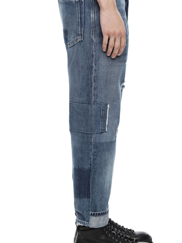 Diesel - TYPE-2831P, Blue Jeans - Jeans - Image 3