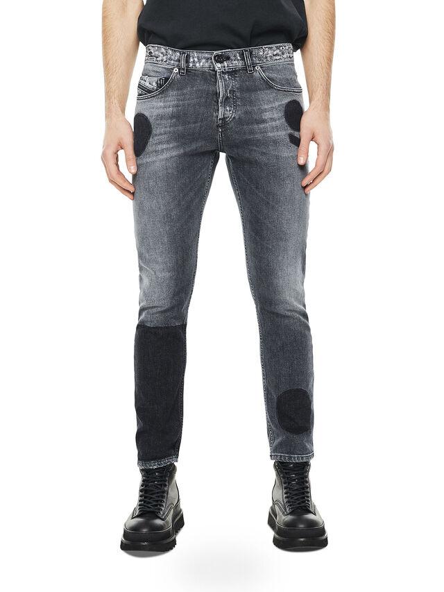 Diesel - TYPE-2813, Black/Grey - Jeans - Image 1