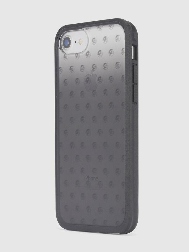 Diesel - MOHICAN HEAD DOTS BLACK IPHONE 8 PLUS/7 PLUS/6s PLUS/6 PLUS CASE, Black - Cases - Image 5