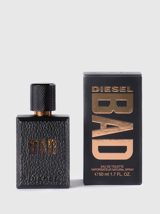 Diesel - BAD 50ML, Opaque Black - Bad - Image 2