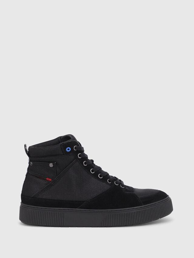 Diesel - S-DANNY MC II, Black - Sneakers - Image 1