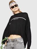 F-ZOIE, Black - Sweatshirts