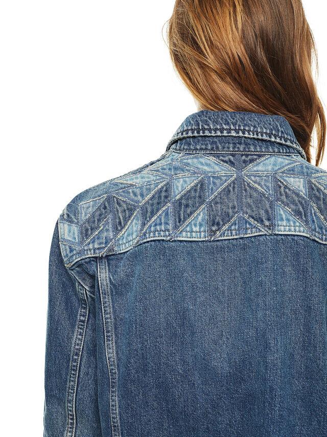 Diesel - WONDERY, Blue Jeans - Jackets - Image 4