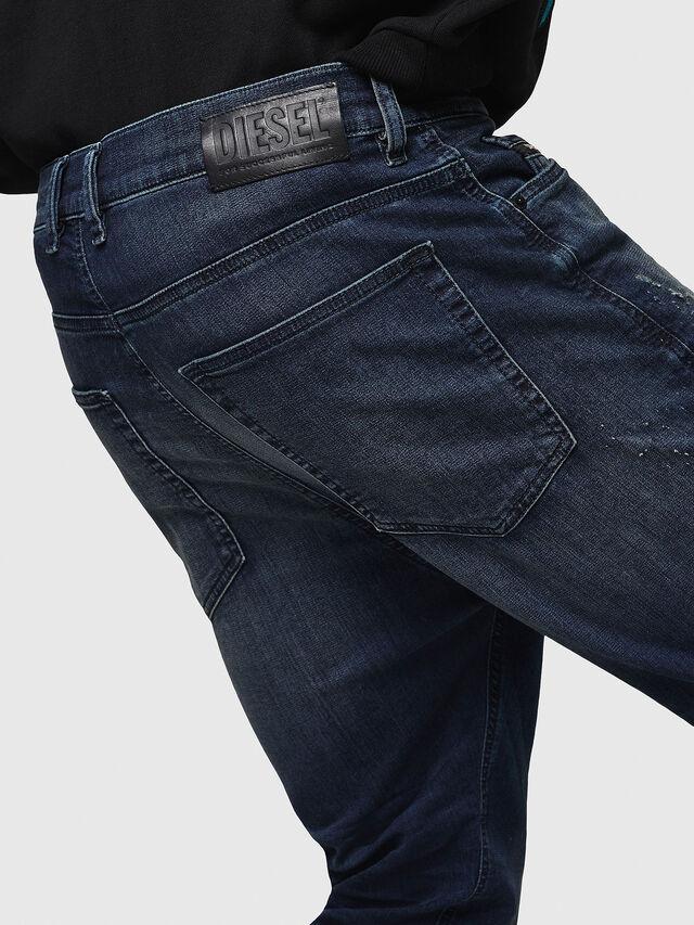 Diesel - D-Vider JoggJeans 069HV, Dark Blue - Jeans - Image 5