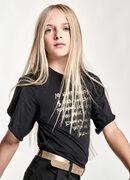 TJPETA W, Black - T-shirts and Tops