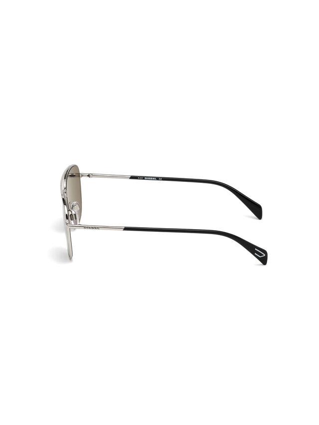 Diesel - DM0194, Silver - Sunglasses - Image 3