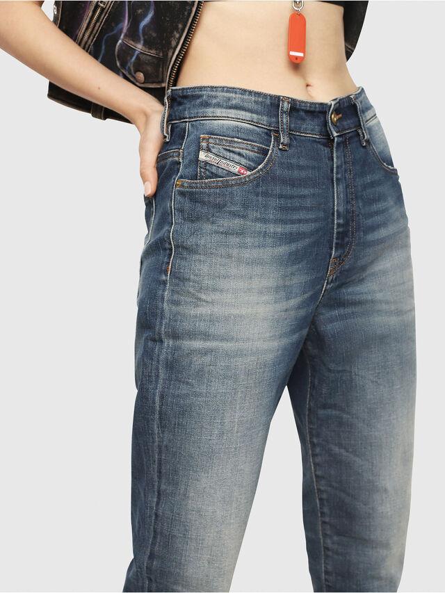 Diesel - D-Eiselle 089AR, Dark Blue - Jeans - Image 3