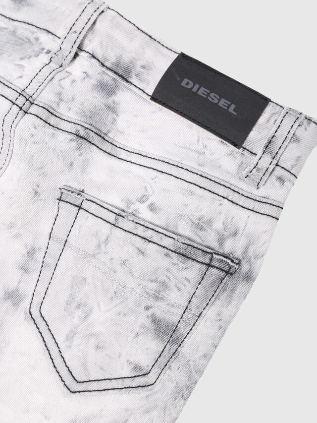 Diesel - SKINZEE-LOW-J-N, White/Grey - Jeans - Image 3