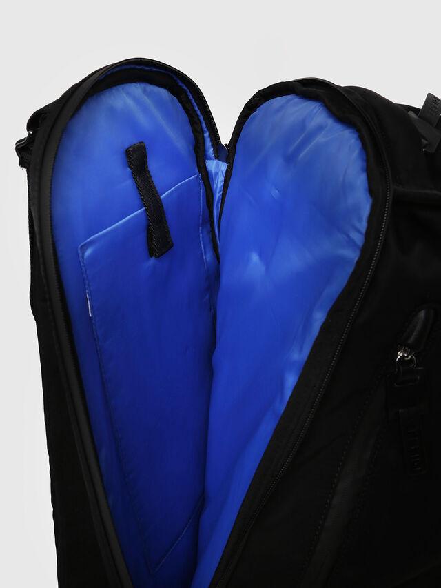 Diesel - F-LAW BACK, Black/Blue - Backpacks - Image 4