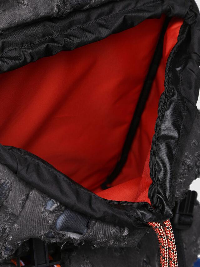 Diesel - M-INVICOLAB BACK III, Black - Backpacks - Image 6