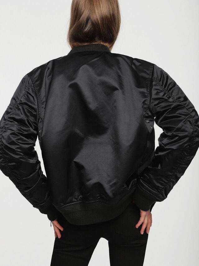 Diesel - G-SOULY-FL, Black - Jackets - Image 2