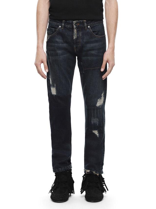 Diesel - TYPE-2872, Dark Blue - Jeans - Image 1
