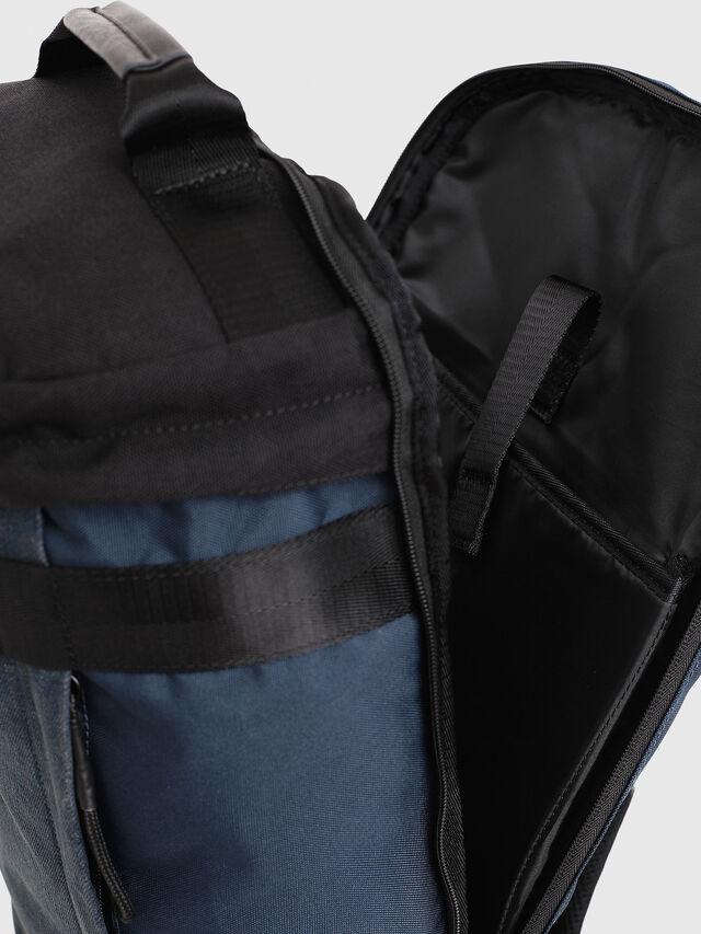 Diesel - PIEVE, Dark Blue - Backpacks - Image 4