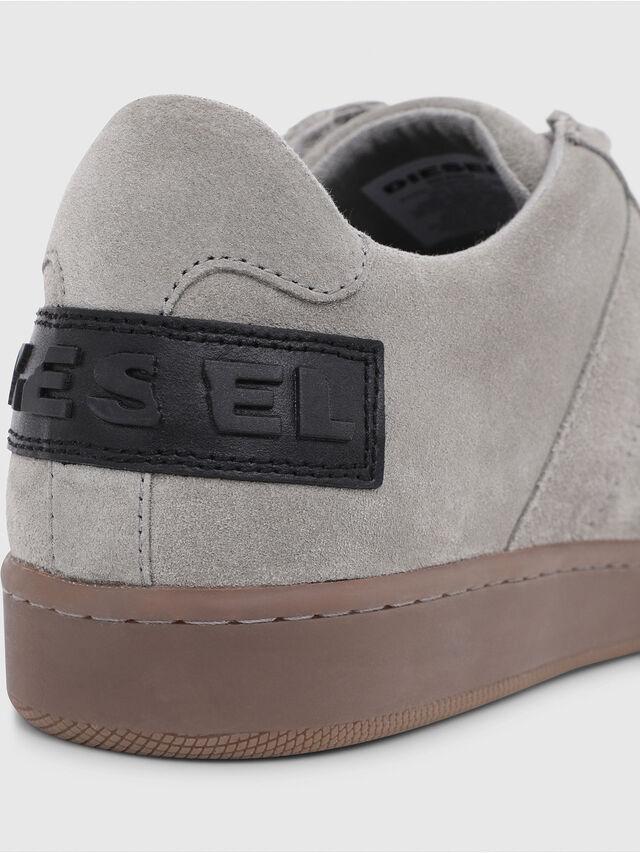 Diesel - S-MILLENIUM LC, Grey - Sneakers - Image 5