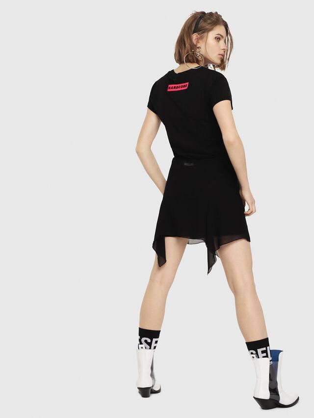 Diesel - D-LYAN-B, Black - Dresses - Image 2