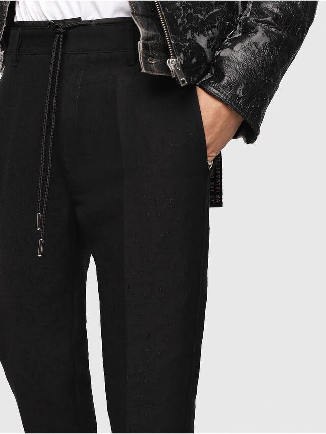 Diesel - P-NAOKI, Black - Pants - Image 4