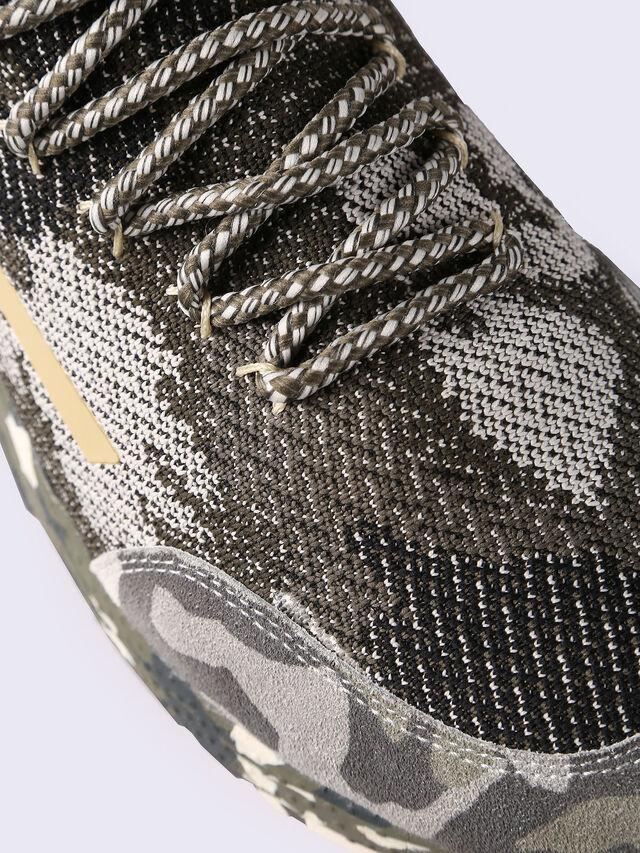 Diesel - S-KBY, Dark Melange - Sneakers - Image 4