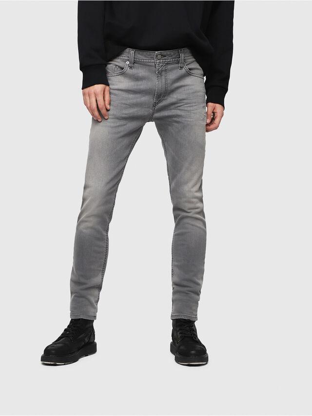 Diesel - Thommer C84HP, Light Grey - Jeans - Image 1