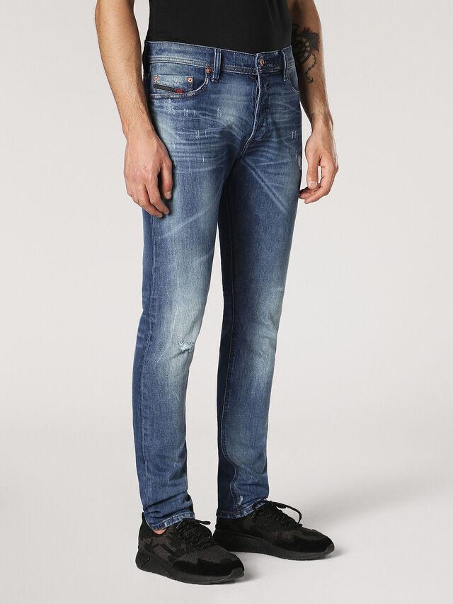 Diesel - Tepphar C84MX, Blue Jeans - Jeans - Image 3