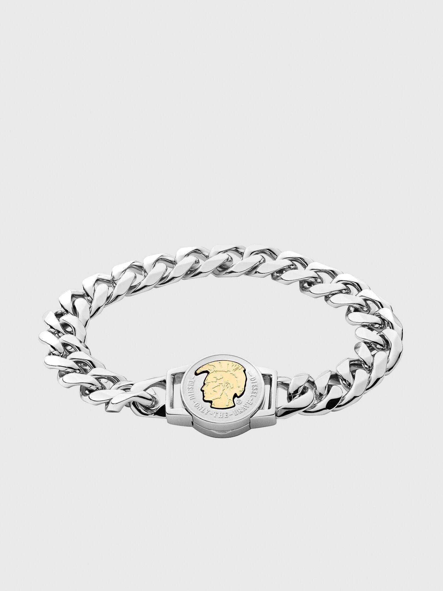 Italian Finest Jewelry Bracelet for Women, Silver, 2017, One Size