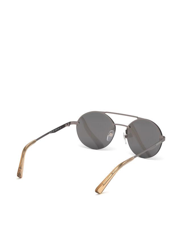 Diesel - DL0275, Silver - Eyewear - Image 6