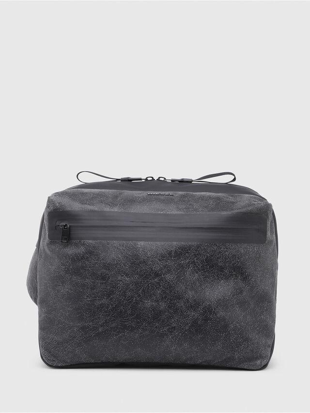 Diesel - VOLPAGO CROSSPLUS, Black - Crossbody Bags - Image 1