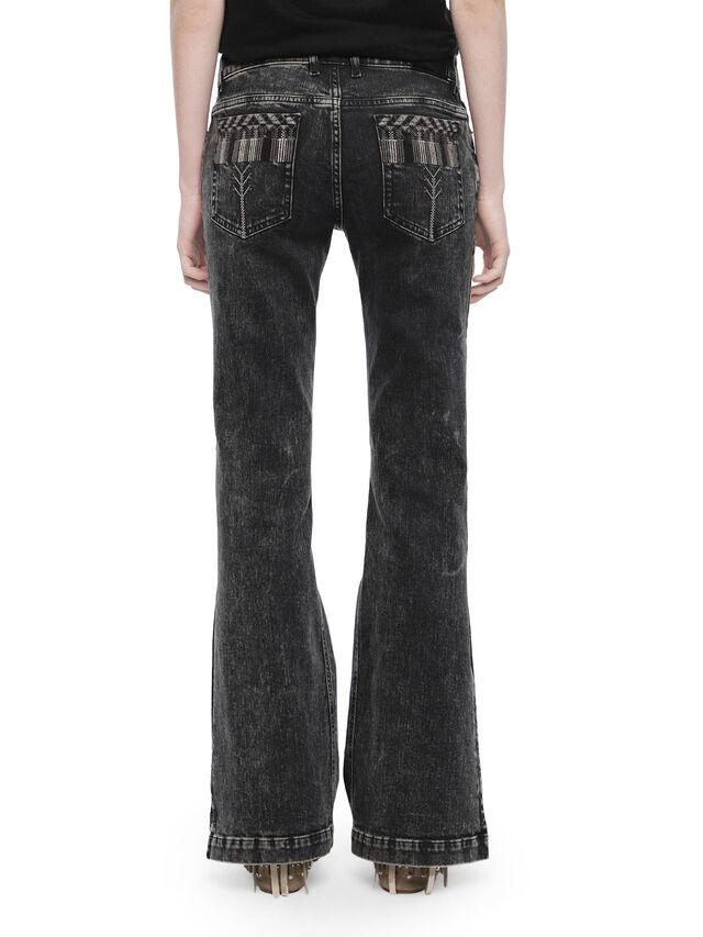 Diesel - TYPE-1829, Black Jeans - Jeans - Image 2