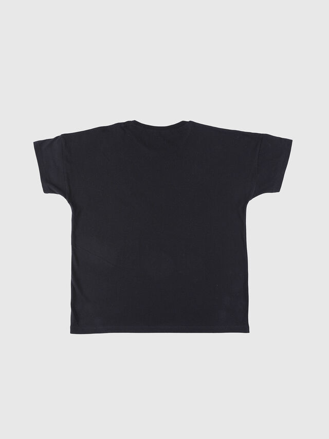 Diesel - TOMY, Black - T-shirts and Tops - Image 2