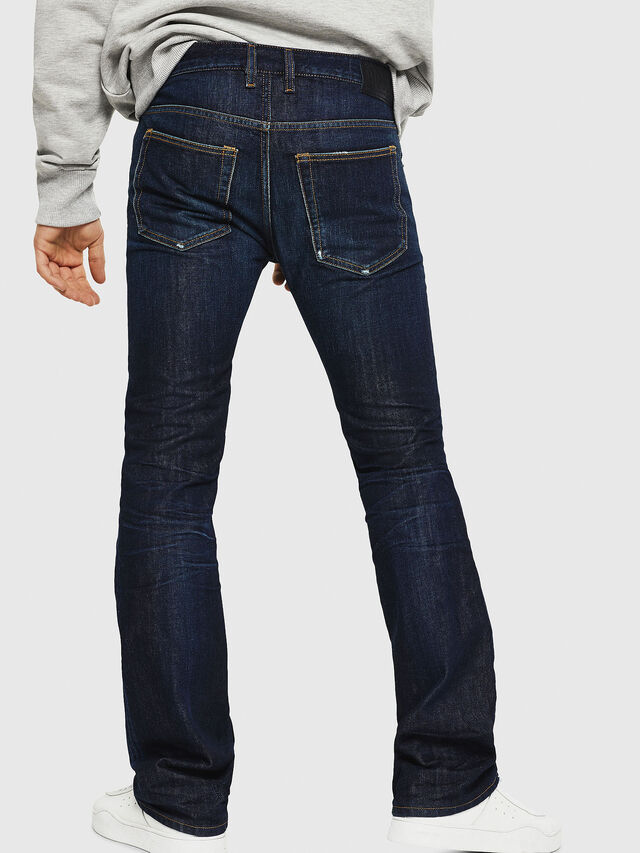 Diesel - D-Ligenz 088AN, Dark Blue - Jeans - Image 2