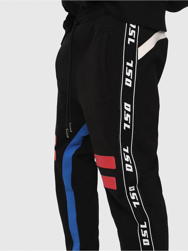 Diesel - P-YATRI, Black - Pants - Image 3