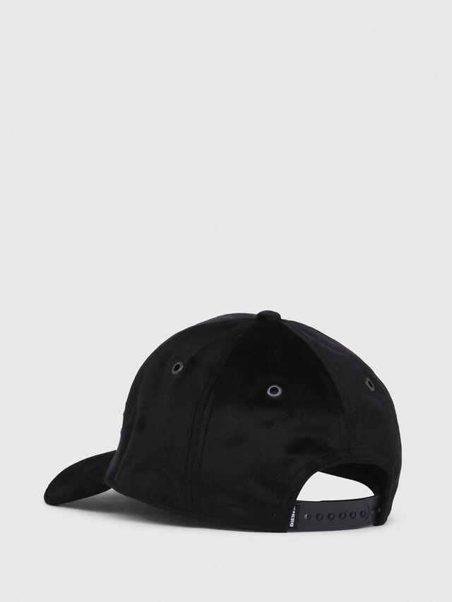Diesel - C-BAROL, Black - Caps, Hats and Gloves - Image 2