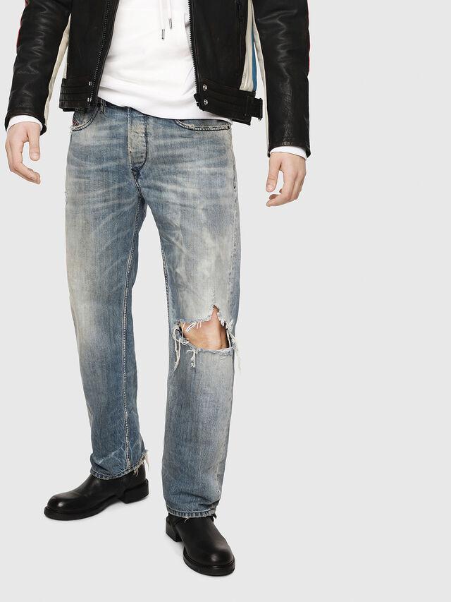 Diesel - D-Kodeck 088AP, Medium Blue - Jeans - Image 1